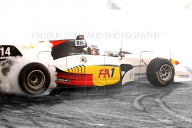 Official promotion foto Acceleration FA1 2014
